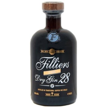 Filliers gin dry 28 - 50 cl