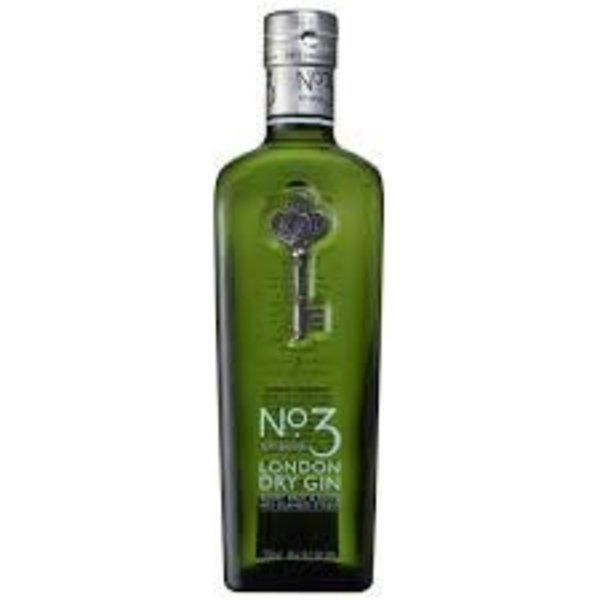 London dry Gin n°3 46% - 70 cl