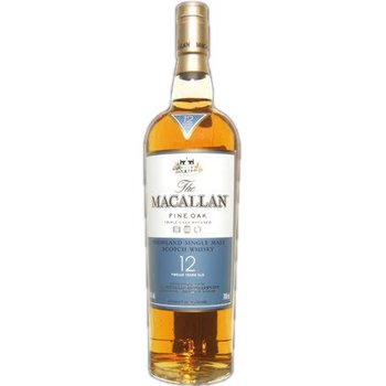 Macallan Fine Oak 12Y - 70cl