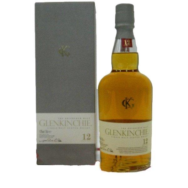 Glenkinchie 12Y - 70cl