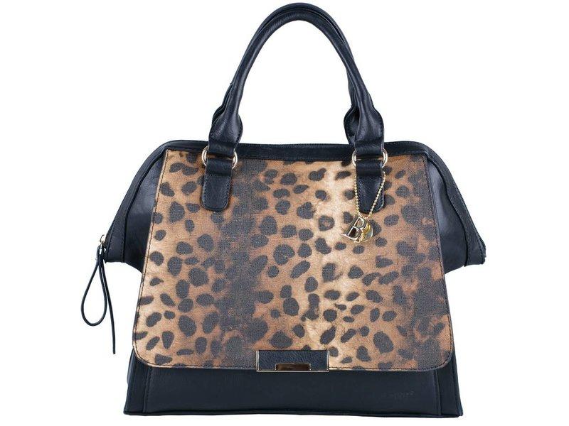 Bulaggi Leopard Satchel