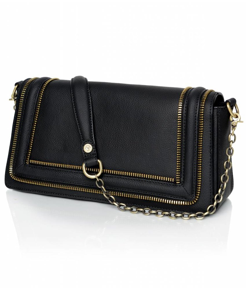 TOV Envy Me Shoulder Bag Black