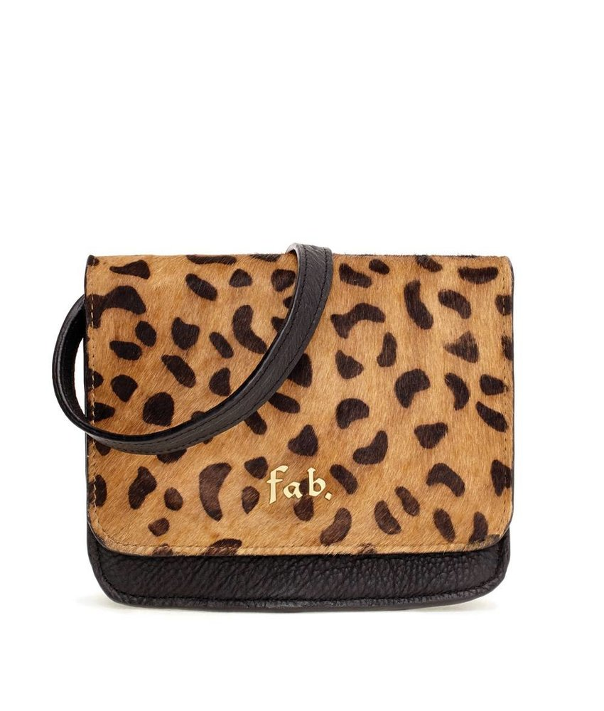 FAB Jackie Bag Small Black