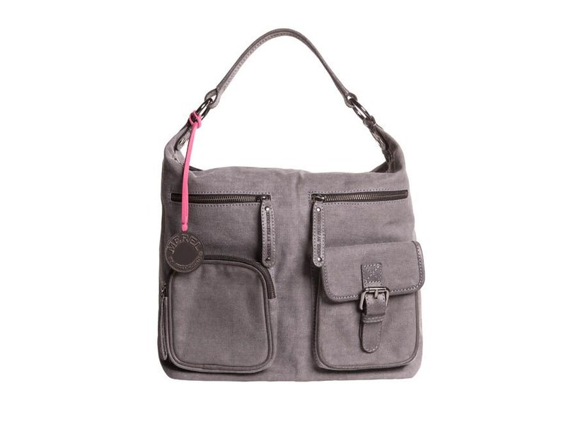 Merel By Frederiek Love Me Bag Grau