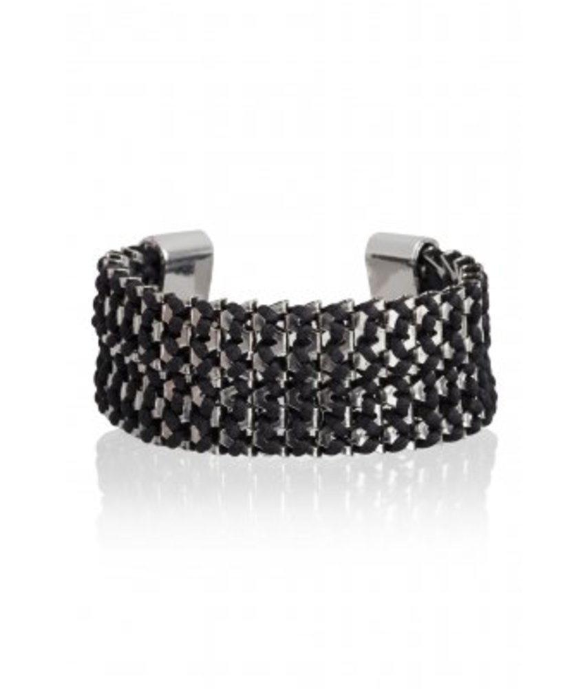 Supertrash Elia Bracelet Black
