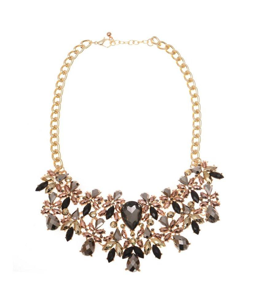 MT Liebe mich Halskette Gold