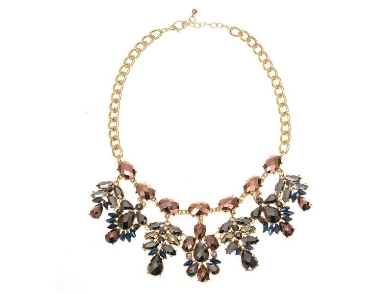MT Wie Sie tun Halskette Gold