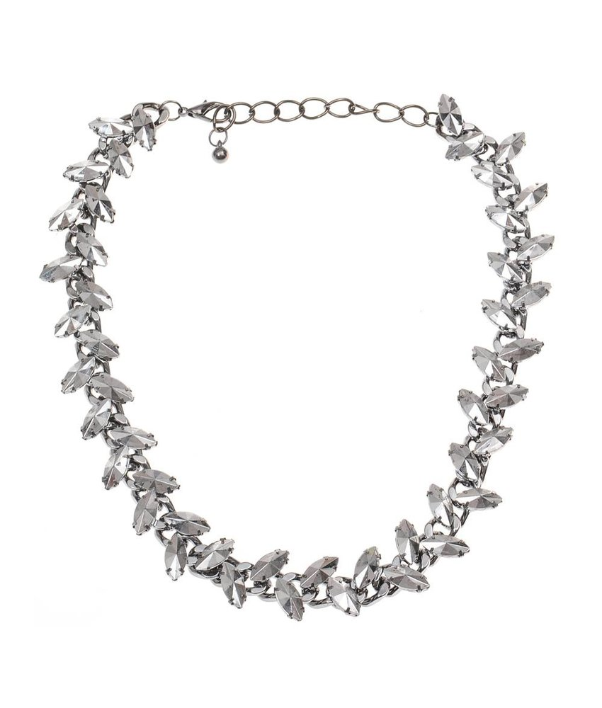 MT Dangerous Necklace Zilver