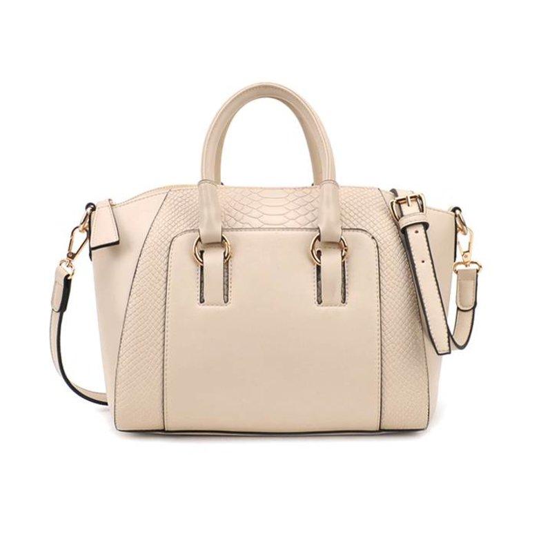 MT Vier Fünf Sekunden Tasche Weiß