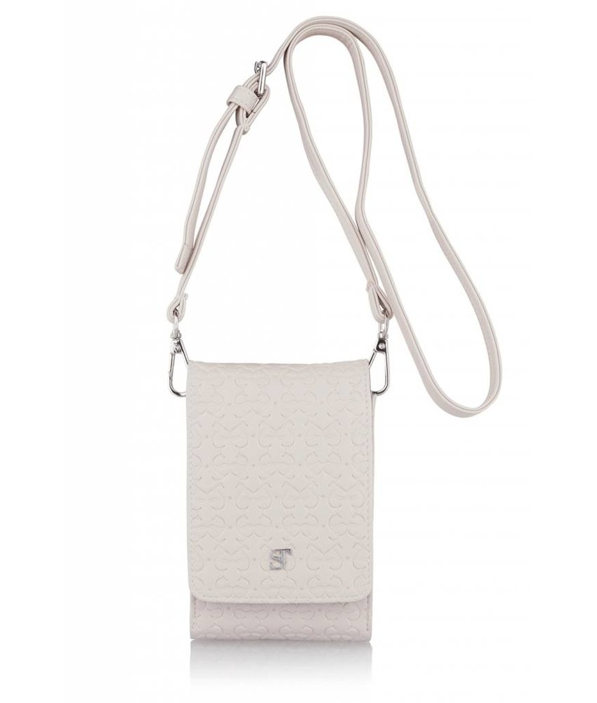 Supertrash Barkley Phone Bag Nude