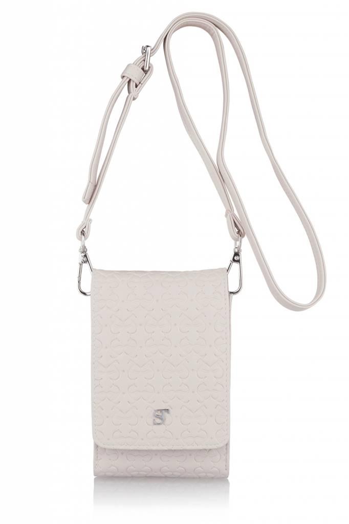 Supertrash Barkley Phone Bag Nude