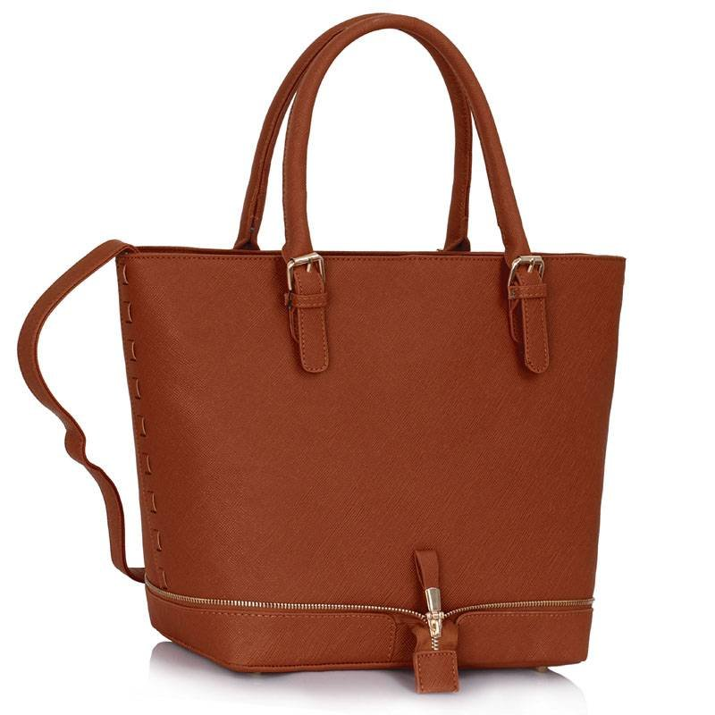 MT Startseite Mutter Bag Brown