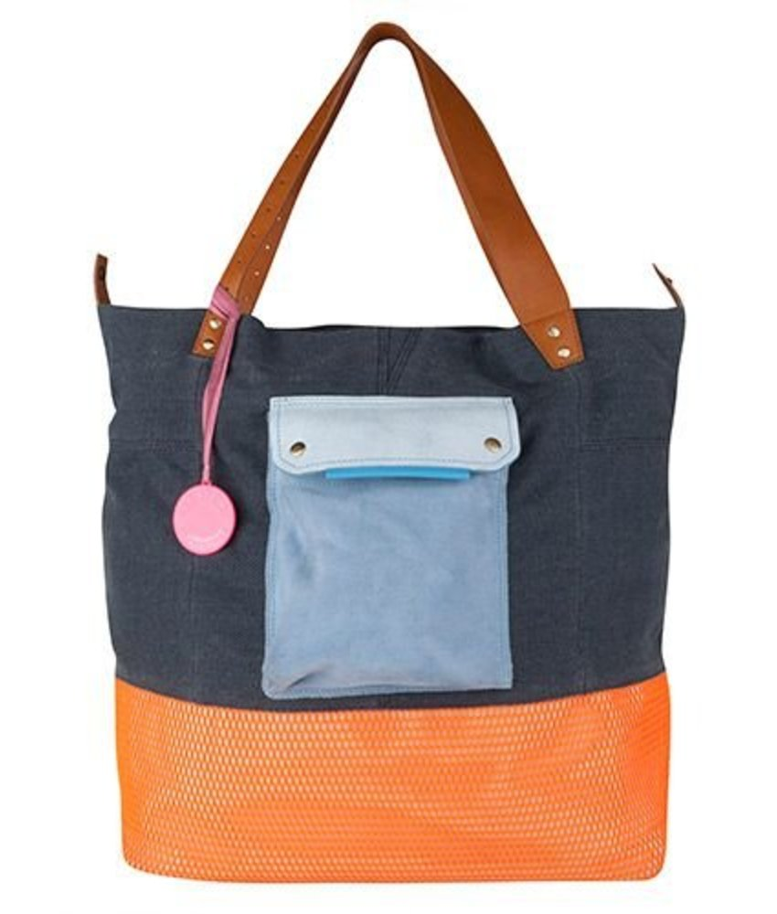 Merel By Frederiek Lustige Freddy Bag, Leuchtorange-