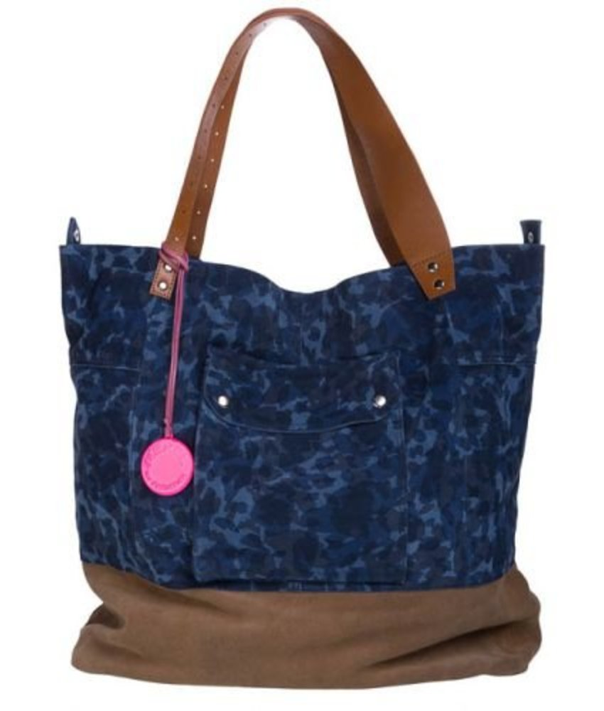 Merel By Frederiek Lustige Freddy Bag, Armee