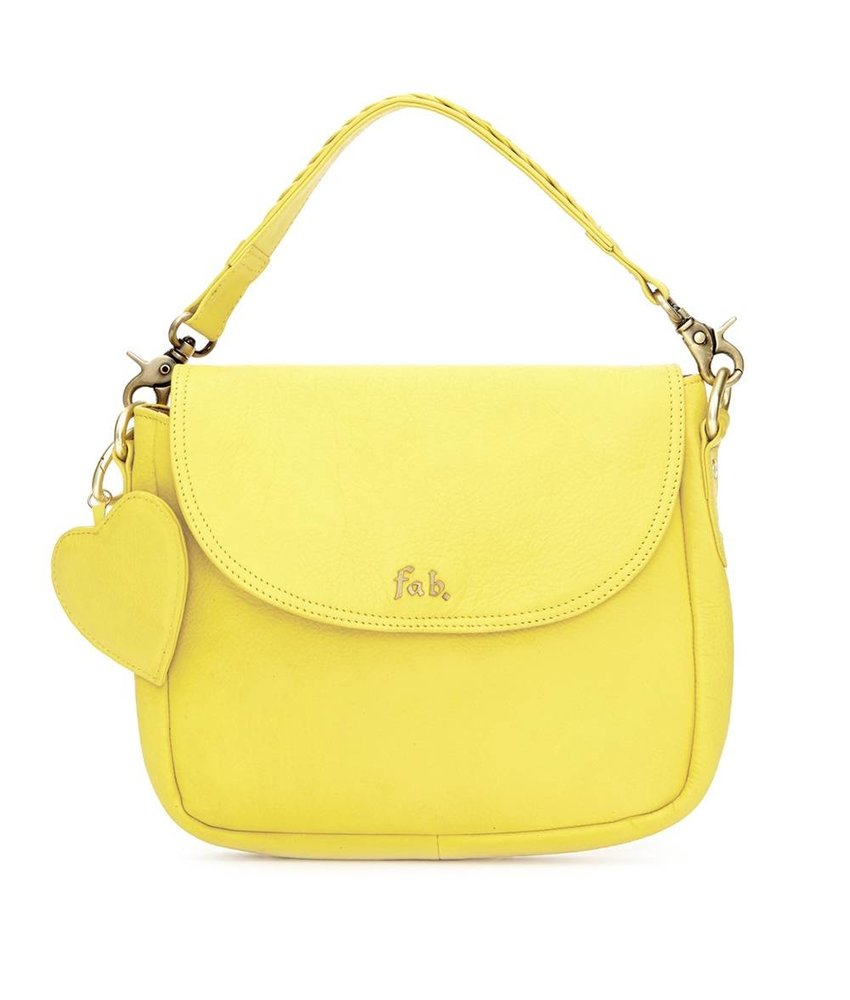 FAB Fiesta Bag - Yellow