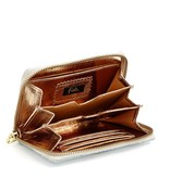 FAB Phone Wallet Gold-Metallic