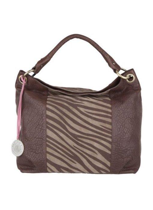 Merel By Frederiek Girl About Town Bag, col. Safari
