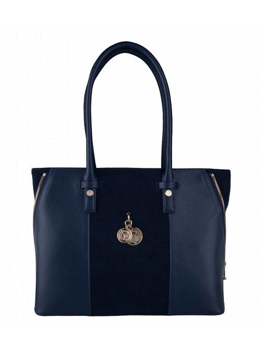 TOV Audrey Shopper Royal Blue