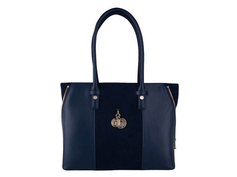 TOV Audrey Shopper Royal Blue