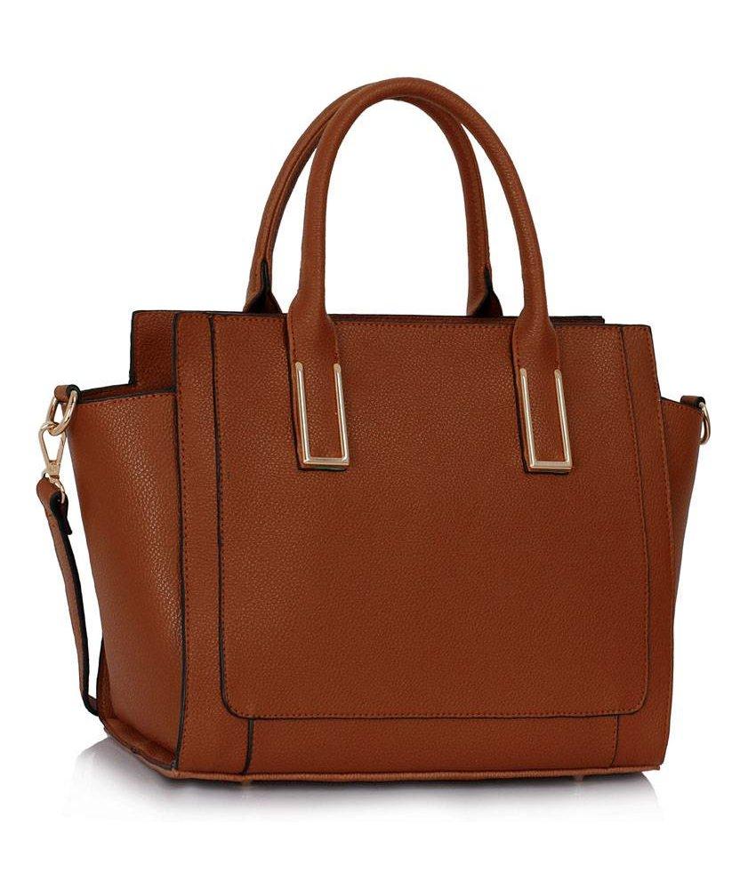 MT Take you Bag Brown