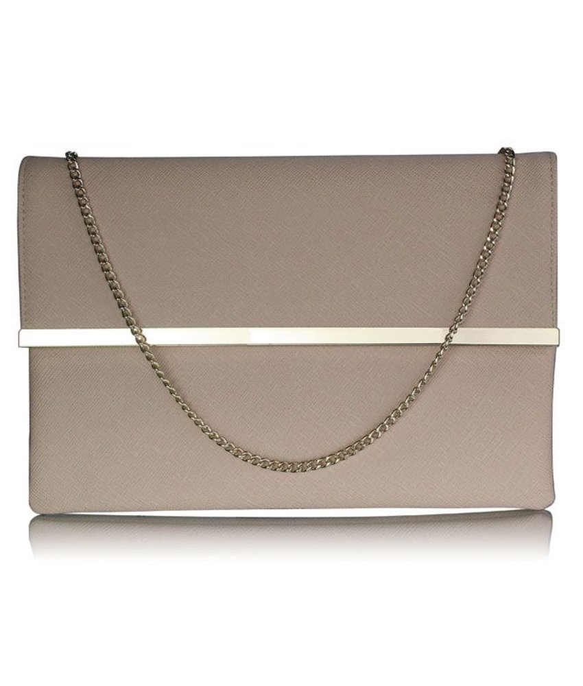 MT Five more hours Clutch Nude