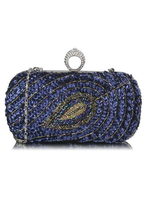 MT Waiting for love Clutch Navy