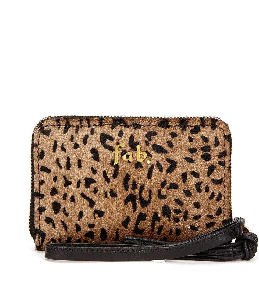 FAB Phone Wallet Cheetah