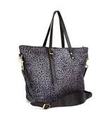 FAB Chirenguitto Bag Grey Cheetah