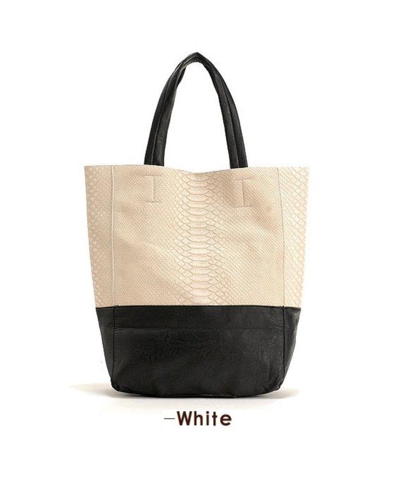 MT Chantal Bag White