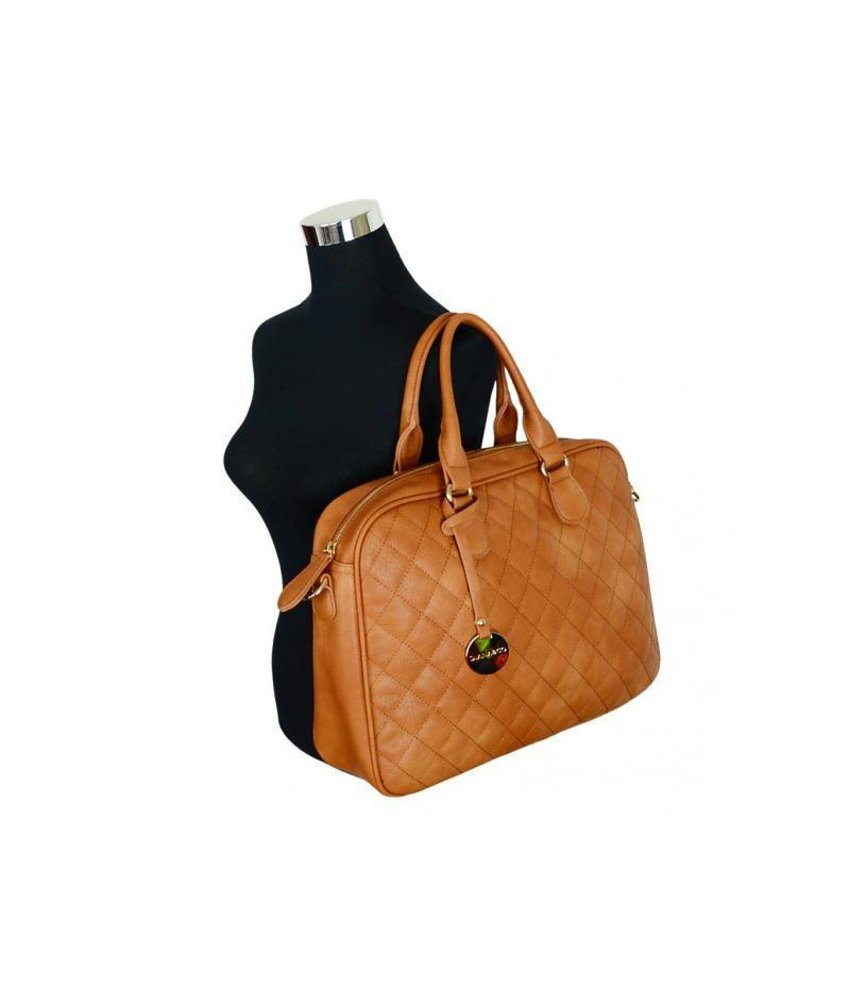 MT Save me Bag Brown