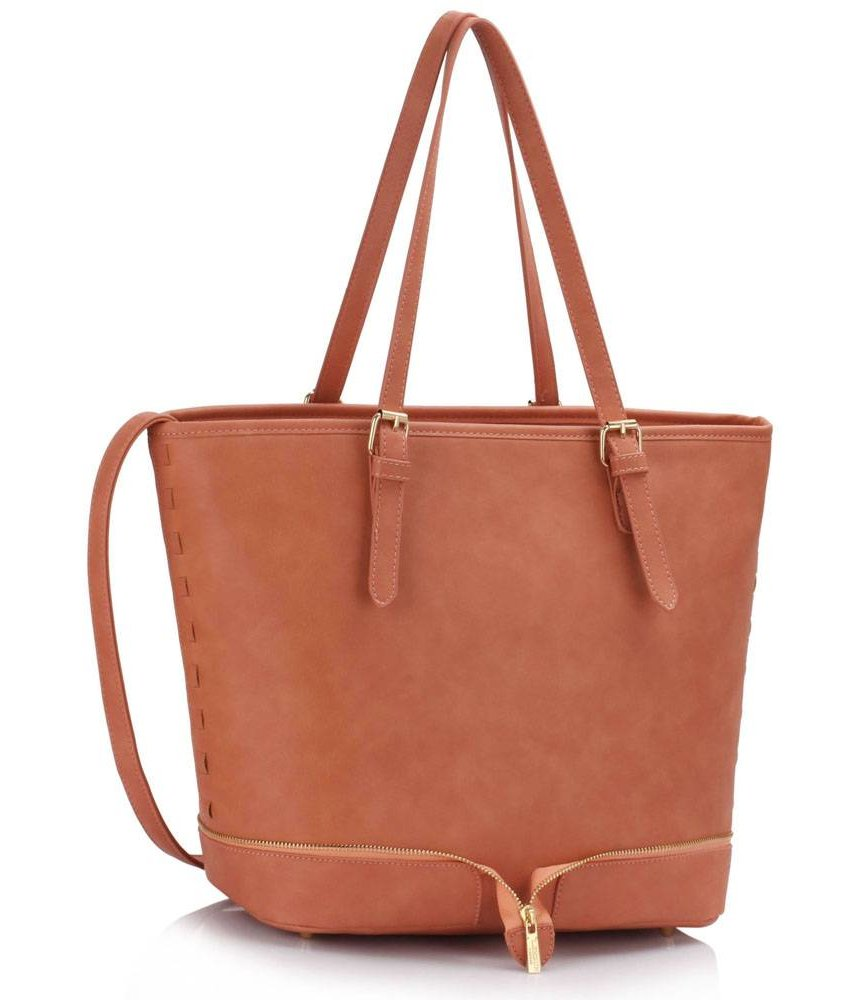 MT Home to mama Bag Nude Smooth