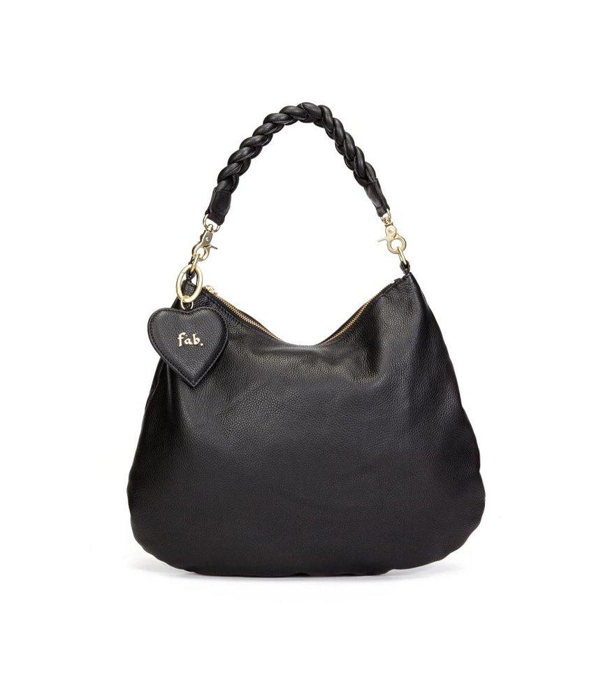 FAB Club Bag Small Black