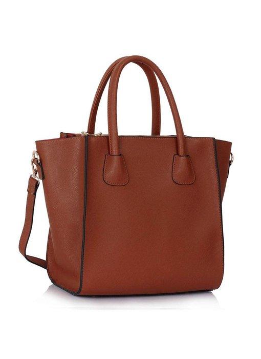 MT Roses Bag Brown