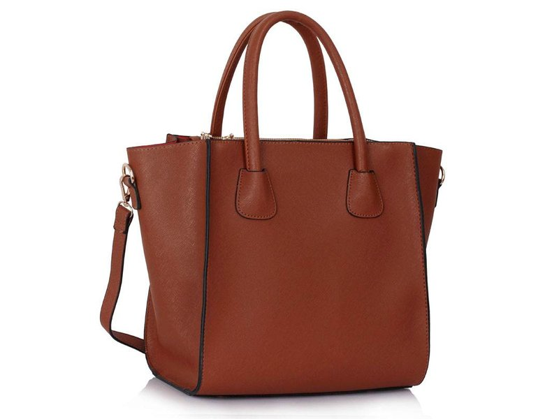 MT Roses Bag Brown