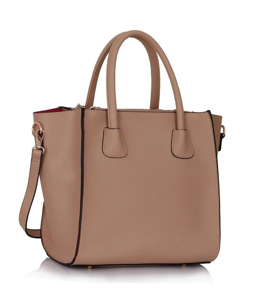 MT Roses Bag Nude