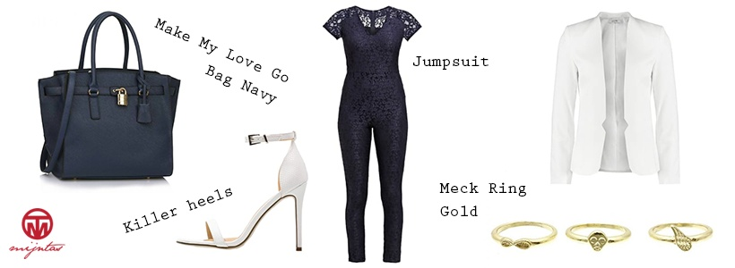 Oufit inspiratie ''Make my love go'' Handtas