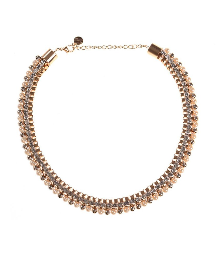 MT MT Remix Necklace gold