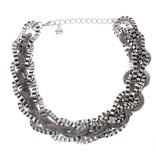 MT MT Ibiza Necklace Silver Grey