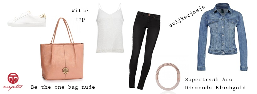 Oufit inspiratie ''Be The One'' Handtas