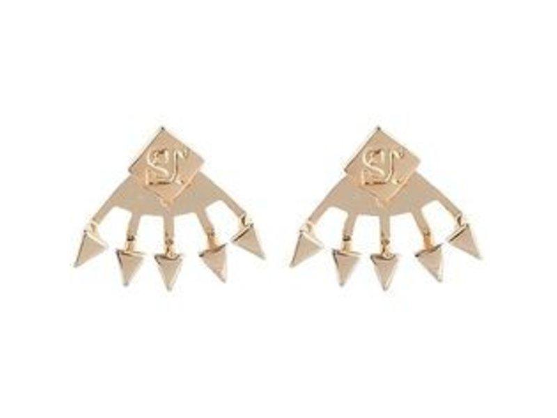 Supertrash Ease Earrings metal