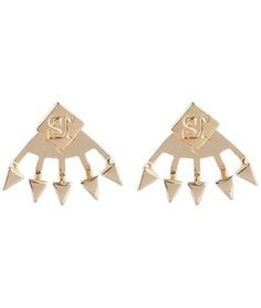 Supertrash Ease Earrings metal