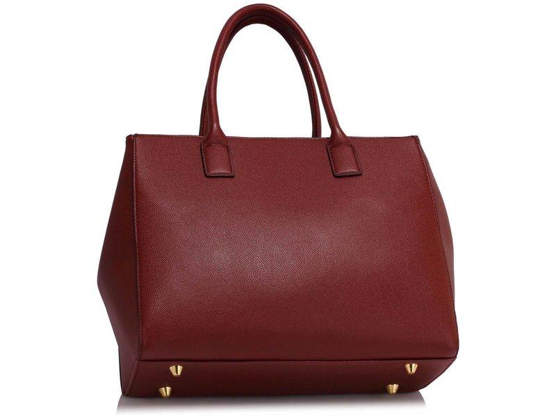 MT Not Afraid Bag Burgundy