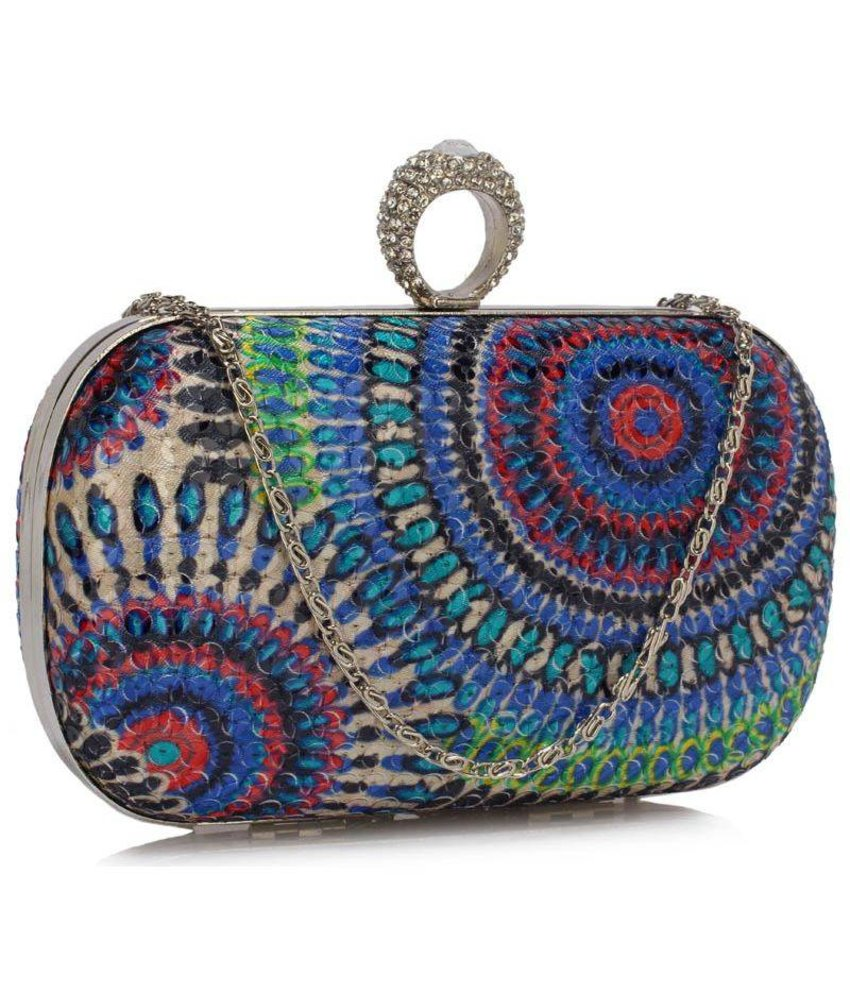 MT Multi Blue Clutch