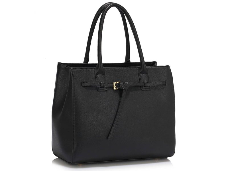 MT MT Not Afraid Bag Black
