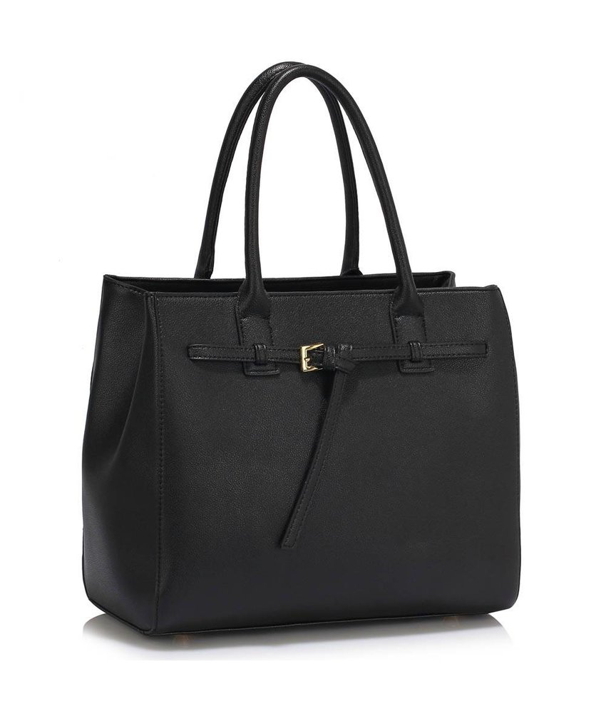 MT Not Afraid Bag Black