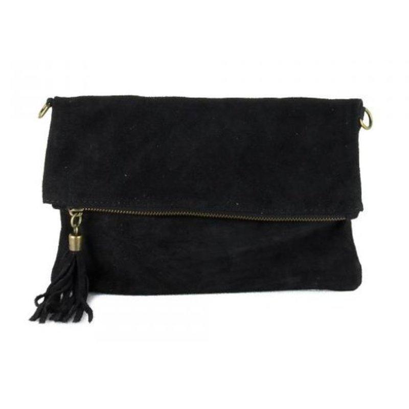 MT Little Suede Bag Black