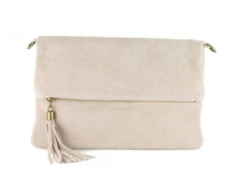MT Little Suede Bag Powder Pink