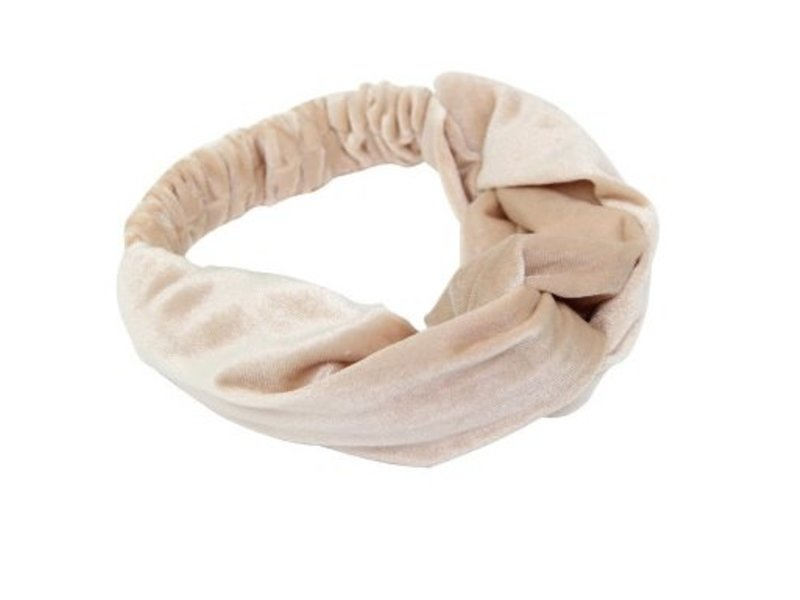 MT Hairband Beige