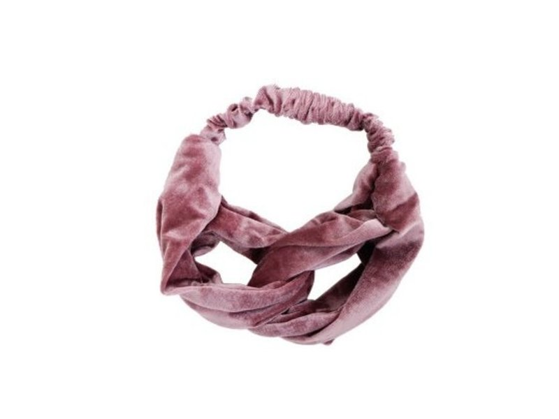 "MT Hairband ""old"" pink"