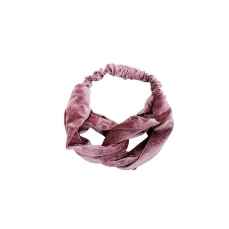 "MT Hairband ""alt"" rosa"